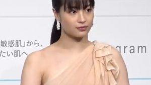 【画像】広瀬すずの乳首が写る