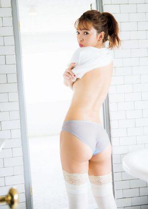 【悲報】藤田ニコルさんのケツ、えっちすぎる…