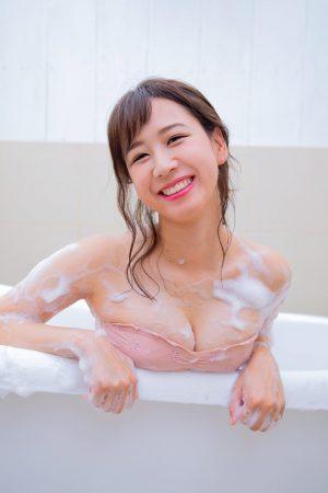 【AKB48】「加入13年目」大家志津香(28)、初グラビアDVD発売!眩しいビキニ姿披露「ありのままの私を見ていただきたいです」