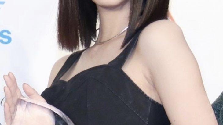 池田エライザさんのぷにぷに脇ま○こ��