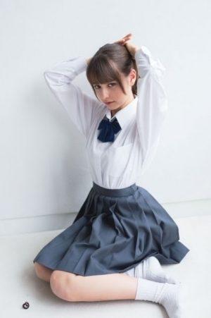 【画像】でっかいおっぱいの女子高生