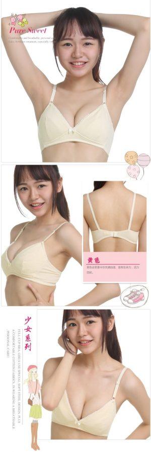 【画像】中国の女児下着モデル可愛いんやが