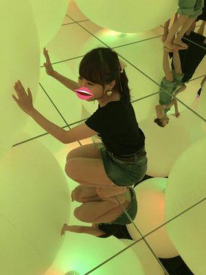 【画像】思わぬパンチラをしてしまった女の子wwwwwwwwwwwww