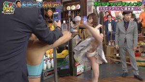 【画像】長嶋一茂、女子のパンティを盗撮