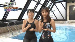 【画像】市営プールとかいう、子育て終えた爆乳水着マダム達の憩いの場wwwwwwwwwww