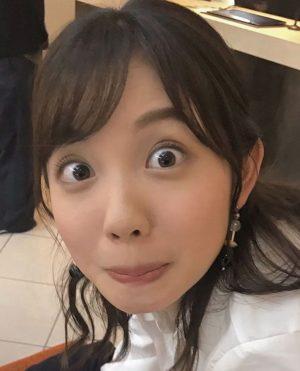 【画像】田中瞳アナって可愛らしいよな