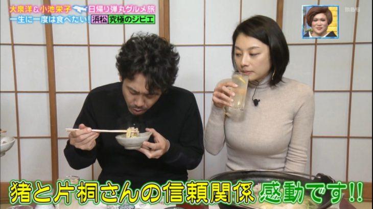 【画像】最新の小池栄子(40)がこちら