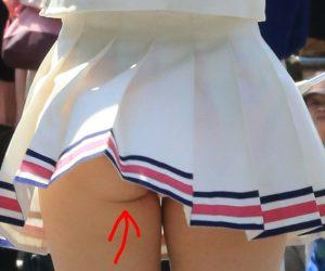 【画像】女の子のお尻と脚の境目がたまらなく好きなんだが