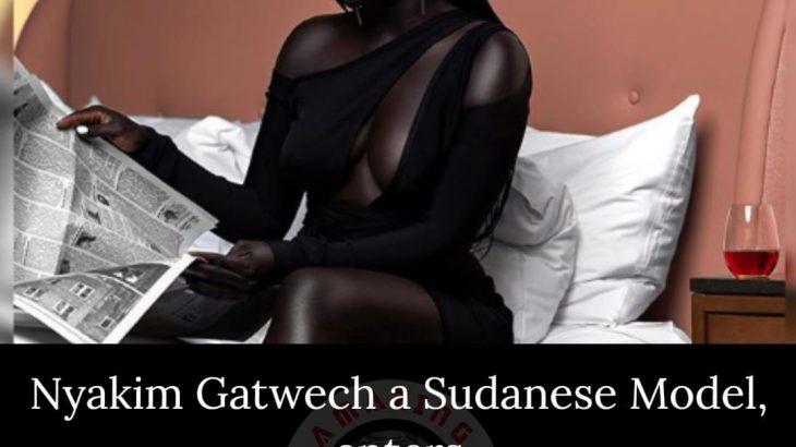"""【画像】ギネス記録に載る""""世界一黒い女性""""をご覧ください…"""