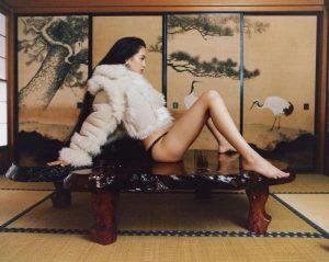 【画像】水原希子(日本人感なし)さん、和室で大胆グラビア