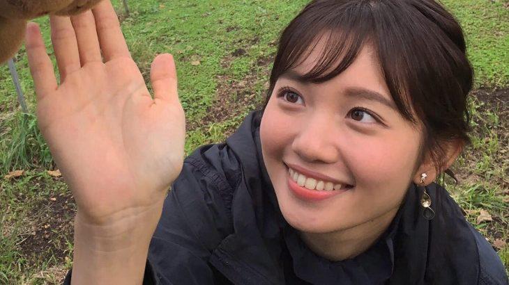 【画像】女子アナさん、金玉を触ってしまう