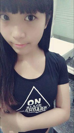 【画像】この女子大生(19)の乳首黒すぎん?