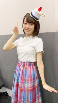 【画像あり】人気声優・楠木ともりちゃんの最新着衣おっぱい!!