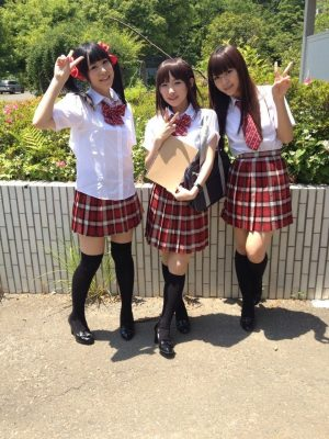 【画像】日本で一番かわいい女子高生wwwwwwwwww