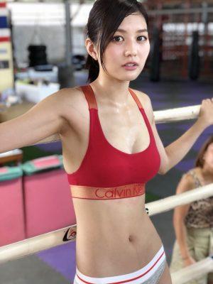 【画像】美人女子ボクサーがエッチすぎる