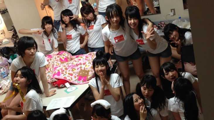 【画像】底辺女子高の文化祭、めっちゃ生理臭そう