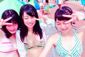 【画像】女子大生がTiktokで乳首公開