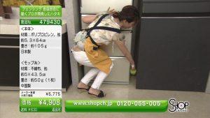 【画像】テレビショッピングで放送事故