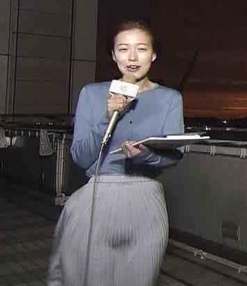 【朗報】めざましテレビで股間透け放送事故WIWIWIWIWIWIWIWI