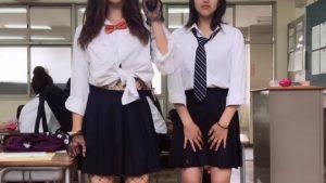 【画像】女子高の文化祭でバニーガール喫茶wwewwewwewwewwewwewweww