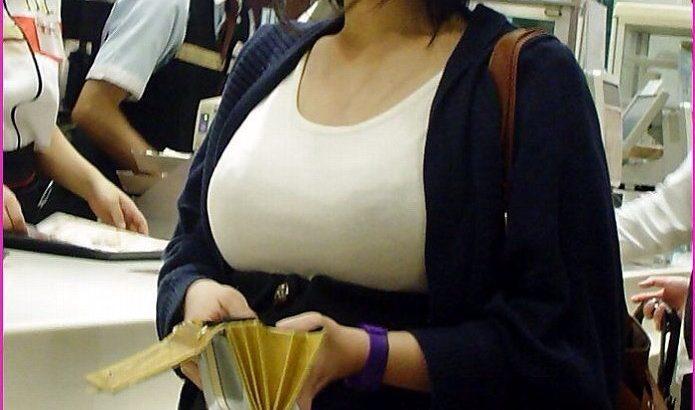 【画像あり】お胸がはち切れそうな女子wwwwwwwwwww