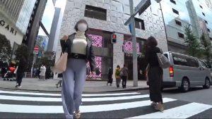 【動画】巨乳OLさん、走っただけで揺れてしまう