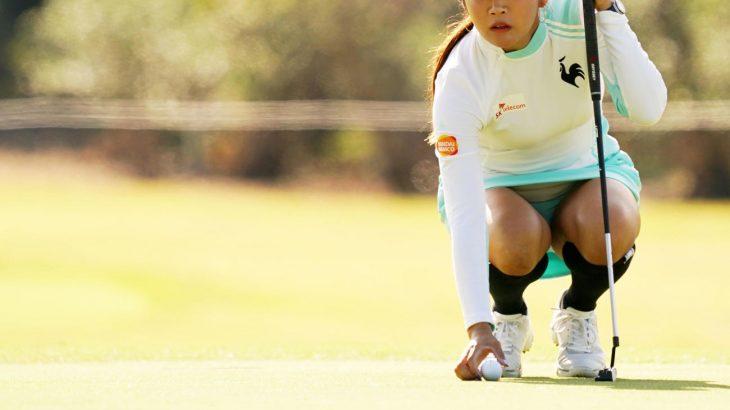 【朗報】女子ゴルフ、しゃがみパンチラ多すぎてめちゃシコれる