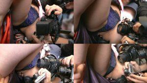 【画像あり】コスプレイヤーさん、カメラマンの多少無茶なお願いを聞いて言ってあげた結果・・・