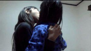 【画像】女子○学生、友達同士で盛ってしまう…