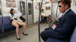 【画像】東京の電車エロすぎワロタwwwwwwwwwwww