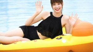 【画像】昨日の有吉の夏休みで見せたメルルのえっちな水着姿wuwuwuwuwuwuwuw